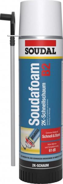 Soudal SOUDAFOAM 2K-Schnellschaum B2