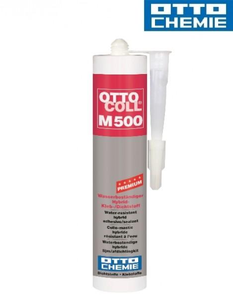 OTTOCOLL® M 500 - Der wasserbeständige Premium-Hybrid-Kleb- und Dichtstoff