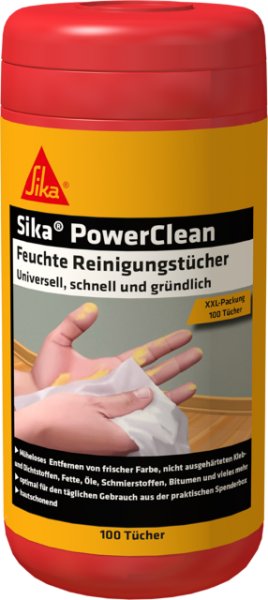 Bild Sika Powerclean Dose