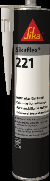Sikaflex 221 - Der haftstarke Dichtstoff