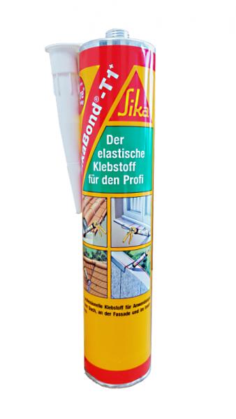 Produktbild Sikaflex Sikabond T1+ Kartusche 300 ml