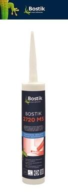 BOSTIK 2720 MS - Der Allround-Hybrid-Dichtstoff für den Bau
