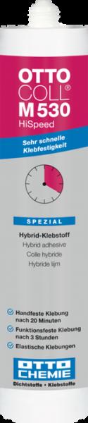 OTTOCOLL® M 530 HiSpeed - Hybrid-Klebstoff mit schneller Funktionsfestigkeit