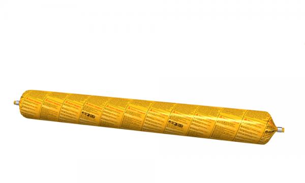 Bild Sikaflex Construction+ Dichtstoff für Bewegungsfugen Beutel 600 ml