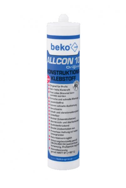 Bild Beko Allcon 10 Konstruktionskleber 310 ml