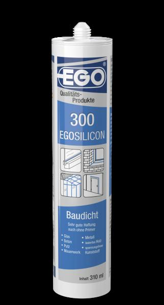 Bild EGOSILICON 300 Neutralsilikon Kartusche 310 ml