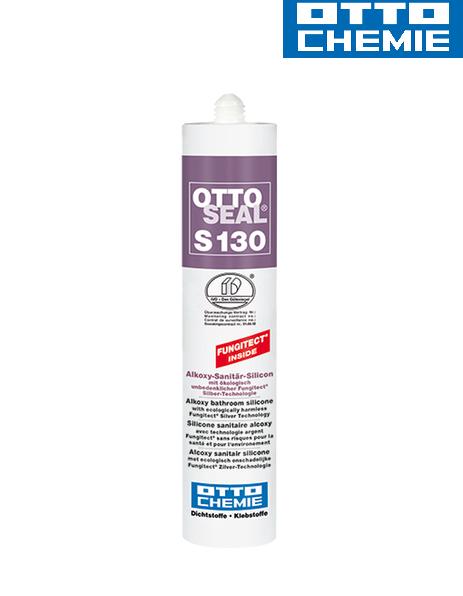 Bild OTTOSEAL® S 130 Sanitärsilikon Kartusche 310 ml