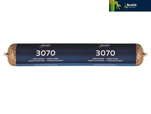 Bostik 3070 - Zähplastischer Spritzkork