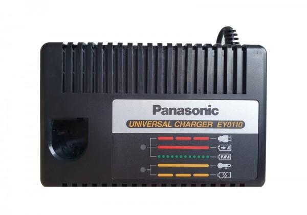 Panasonic Ladegerät EY0110 B - Für Akkus der 3654 NQW - 7,2 V / 2,8 Ah